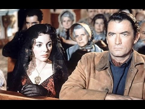 ►Western Movies: The Bravados (1958) - Gregory Peck, Joan Collins, Stephen Boyd