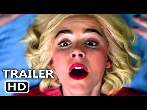 CHILING ADVENTURES OF SABRINA Season 4 Trailer Teaser (2020) Kiernan Shipka, Netflix Series