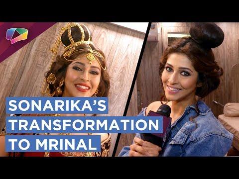 Sonarika Bhadoria Shares Her Make Up Tips   Transf