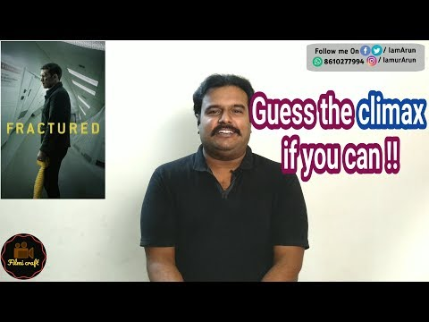 Fractured (2019) American Thriller Movie Review in Tamil by Filmi craft Arun