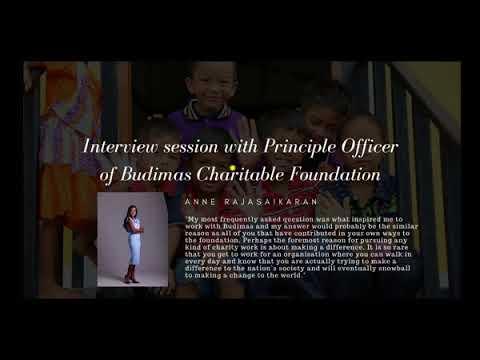 Interview Session with Anne Rajasaikaran- LIVE on BFM