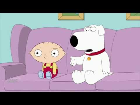 Family Guy Stewie and Brian Medicated