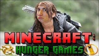 Minecraft Hunger Games - Minecraft: Hunger Games w/Mitch! Game 8 Pt. 1 of 2 - Great Start!