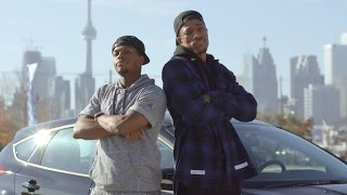 DeRozan vs Lowry - Ultimate Test Drive Challenge