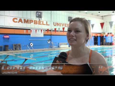 Swimming at CCSA Championships - 2/16/15