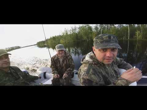 Отдых и рыбалка на реке Пим (Сургутский район)