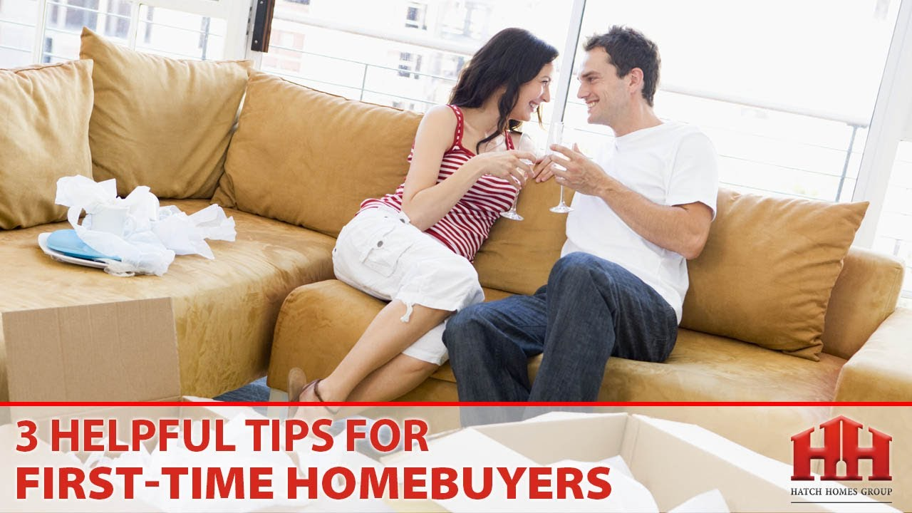 What Advice Do We Have for First-Time Homebuyers?