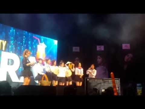 T-ara Fan Meeting In Vietnam 2015 Full HD