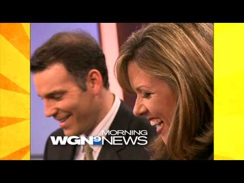 WGN Morning News Hellcats Cheer Challenge Video