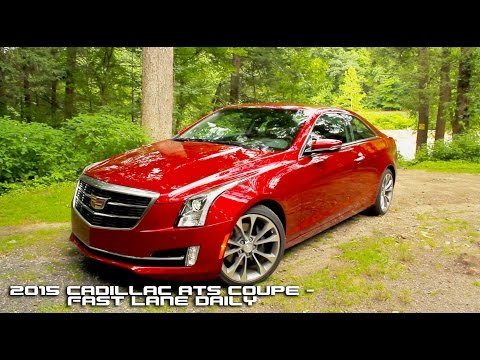 2015 Cadillac ATS Coupe Review – Fast Lane Daily