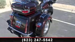 9. 2011 Harley-Davidson FLHTCUTG - Trike Tri Glide Ultra Class