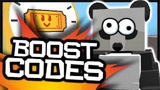 2X *NEW* CODES = HUGE BOOSTS!   Roblox Bee Swarm Simulator