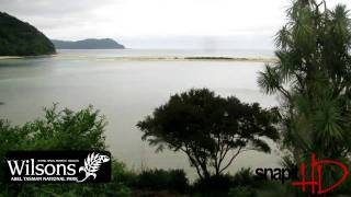 Abel Tasman National Park Webcam Friday 29th January 2010
