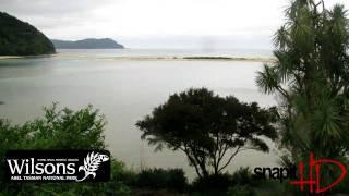 Abel Tasman National Park Webcam Friday 29th January 2010