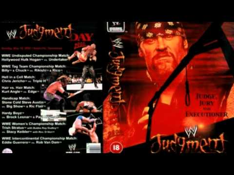 WWE Judgment Day 2002 Theme Song Full+HD