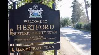 Hertford United Kingdom  City pictures : Hertford town UK - Historic County town