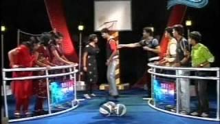 Krupajal boy slapped by a GIRL  in ORIYA reality TV show