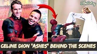 Video Deadpool 2 - Celine Dion Ashes Funny Behind the Scenes - 2018 MP3, 3GP, MP4, WEBM, AVI, FLV Juli 2018