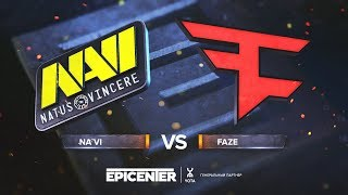 Na`Vi vs FaZe - EPICENTER 2018 - map2 - de_overpass [Enkanis, CrystalMay]