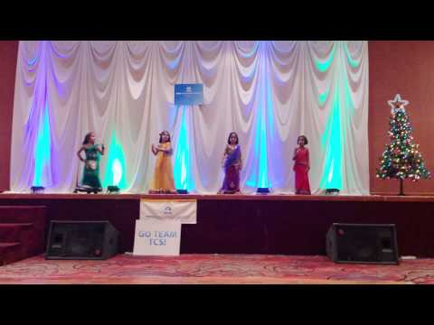 Video Radha on the Dance Floor - TCS Chicago Party 2013 (Performed by Manya, Syesha, Rishita & Ishani) download in MP3, 3GP, MP4, WEBM, AVI, FLV January 2017