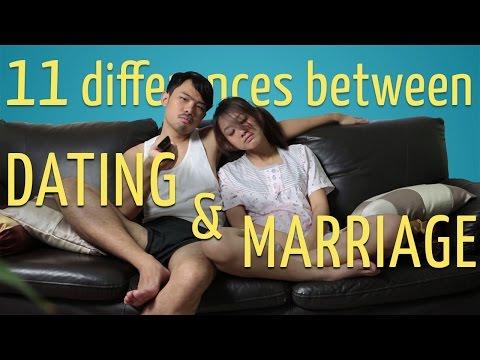 婚前婚後的11個不同…