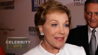 Lady Gaga And Julie Andrews Are Friends - Hollywood TV