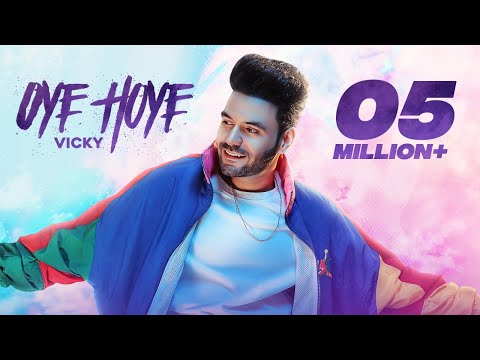 Oye Hoye  (Full Video) Vicky | Desi Crew |  I Latest Punjabi Songs 2021 | Rehaan Records