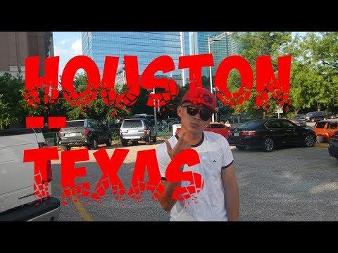 visitando Los Estados Unidos Por primera vez En Houston