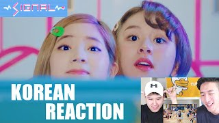 Video TWICE - SIGNAL M/V [KOREAN REACTION] MP3, 3GP, MP4, WEBM, AVI, FLV Oktober 2017