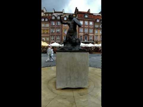 Zobacz 'Legenda o warszawskiej syrence'