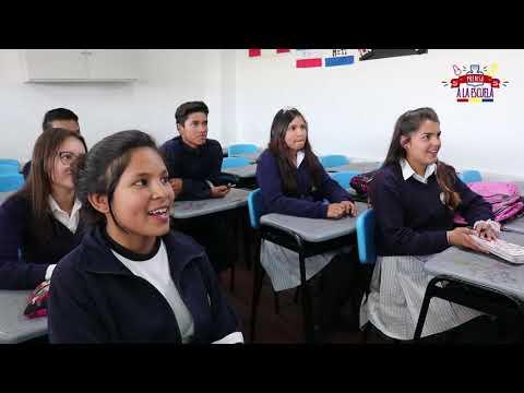 Prensa a la Escuela en Soacha
