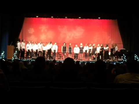 12 Days of Christmas (Straight No Chaser) - KHS Concert Choir