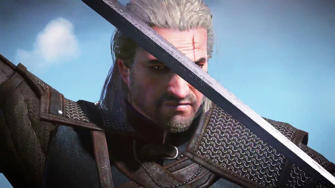 THE WITCHER 3 – New Gameplay #VideoJuegos #Consolas