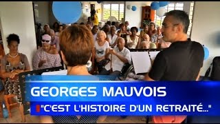 DISPARITION DE GEORGES MAUVOIS