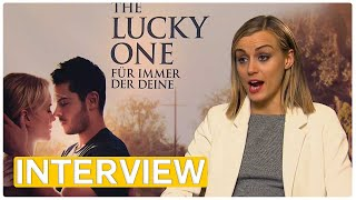 Nonton The Lucky One | Taylor Schilling EXCLUSIVE Interview (2012) Film Subtitle Indonesia Streaming Movie Download