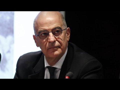 Ν. Δένδιας: «Η Τουρκία φέρεται σαν νταής»