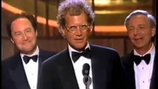 Emmy Award for Late Show, September 11, 1994