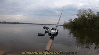 Video Rain Smallie Fishing -- Shimano Curado DC/Curado G MP3, 3GP, MP4, WEBM, AVI, FLV Mei 2019