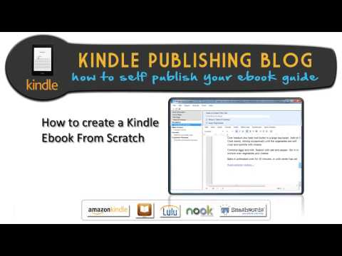 4.Ultimate Ebook Creator How to Create a Kindle Ebook From Scratch – Kindle Publishing Blog