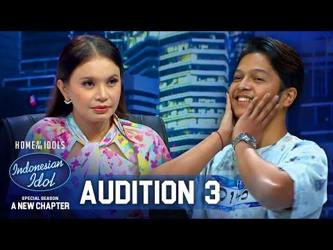 Meski Gugup, Tama Bisa Tampil Maksimal Di Depan Juri - Indonesian Idol 2021