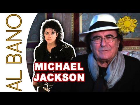 """al bano vs michael jackson: un caso di """"plagio"""" nel mondo dei big"""