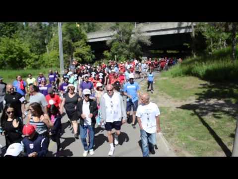 2015 Gutsy Walk 30 sec B-Roll Video