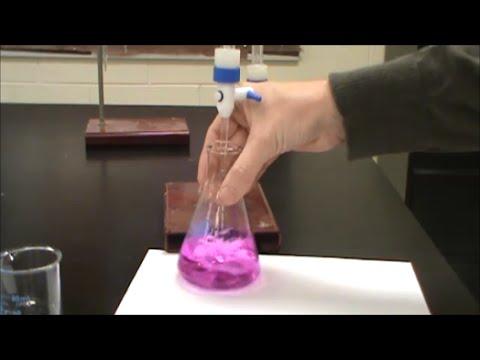 Standardization of NaOH using KHP experiment