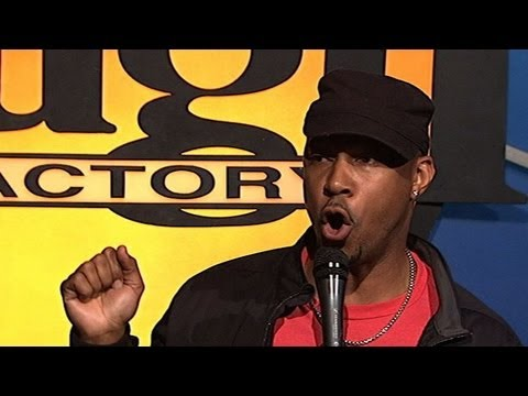 Finesse Mitchell - Partying in LA (Stand Up Comedy)
