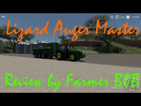 Lizard Auger Master v1.0.0.0