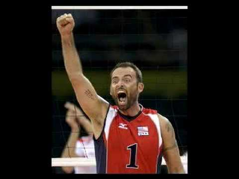 U.S. Men's Volleyball Olympic Gold Medal Tribute