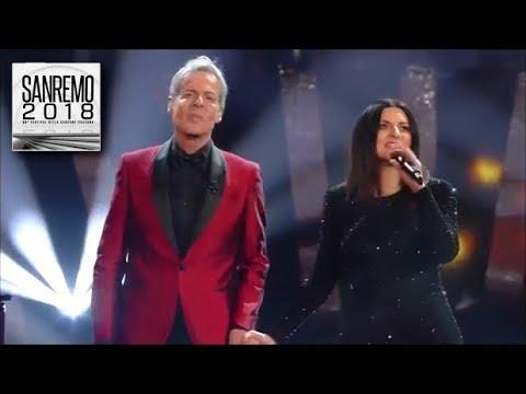 , title : 'Sanremo 2018 - Il magico duetto di Claudio Baglioni e Laura Pausini'