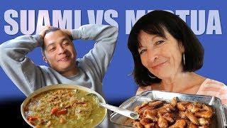 Video Suami vs Mertua Masak - Gulai Ikan dan Ayam Kecap Asin MP3, 3GP, MP4, WEBM, AVI, FLV Maret 2019