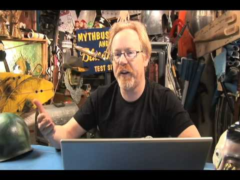 reddit - Adam Savage from Mythbusters is interviewed by the users of http://reddit.com We asked him the top ten questions voted on by the users in http://science.redd...