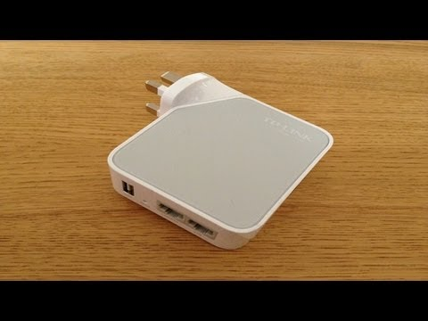 TL-WR710N TP-LINK Wireless N Mini Pocket Router Review